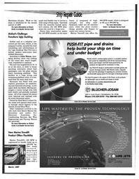 Maritime Reporter Magazine, page 29,  Mar 1997