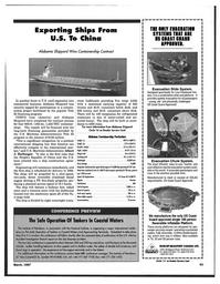 Maritime Reporter Magazine, page 35,  Mar 1997