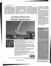 Maritime Reporter Magazine, page 42,  Mar 1997