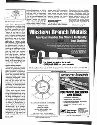 Maritime Reporter Magazine, page 45,  Mar 1997