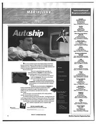 Maritime Reporter Magazine, page 4,  Mar 1997