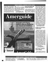 Maritime Reporter Magazine, page 58,  Mar 1997