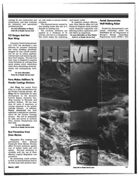 Maritime Reporter Magazine, page 59,  Mar 1997