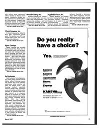 Maritime Reporter Magazine, page 63,  Mar 1997