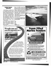 Maritime Reporter Magazine, page 65,  Mar 1997