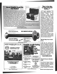 Maritime Reporter Magazine, page 66,  Mar 1997