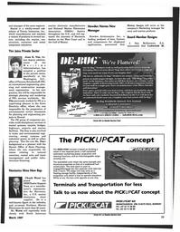 Maritime Reporter Magazine, page 69,  Mar 1997