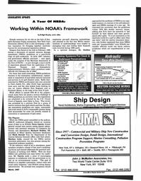 Maritime Reporter Magazine, page 73,  Mar 1997