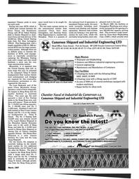 Maritime Reporter Magazine, page 79,  Mar 1997