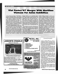 Maritime Reporter Magazine, page 82,  Mar 1997