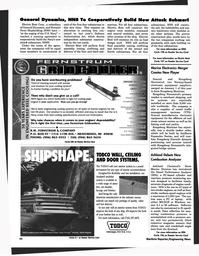 Maritime Reporter Magazine, page 88,  Mar 1997