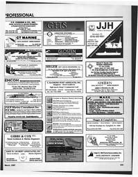 Maritime Reporter Magazine, page 95,  Mar 1997