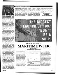 Maritime Reporter Magazine, page 101,  Jul 1997