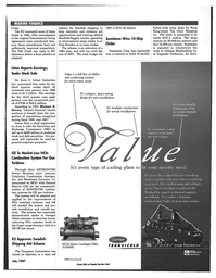Maritime Reporter Magazine, page 9,  Jul 1997