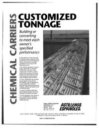 Maritime Reporter Magazine, page 11,  Jul 1997