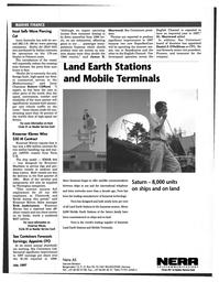 Maritime Reporter Magazine, page 15,  Jul 1997