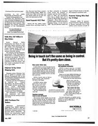 Maritime Reporter Magazine, page 17,  Jul 1997
