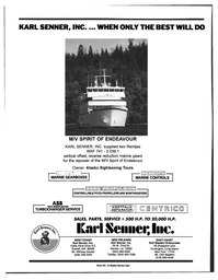 Maritime Reporter Magazine, page 2nd Cover,  Jul 1997