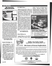 Maritime Reporter Magazine, page 45,  Jul 1997