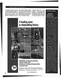 Maritime Reporter Magazine, page 50,  Jul 1997