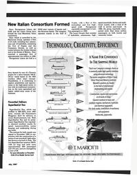 Maritime Reporter Magazine, page 55,  Jul 1997