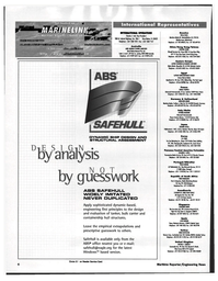 Maritime Reporter Magazine, page 4,  Jul 1997