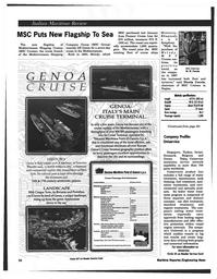 Maritime Reporter Magazine, page 58,  Jul 1997