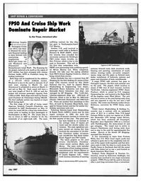 Maritime Reporter Magazine, page 61,  Jul 1997