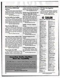 Maritime Reporter Magazine, page 74,  Jul 1997