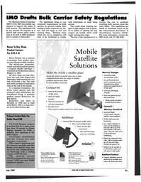 Maritime Reporter Magazine, page 81,  Jul 1997