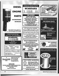 Maritime Reporter Magazine, page 98,  Jan 1998