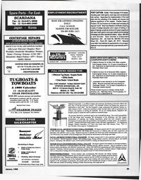 Maritime Reporter Magazine, page 99,  Jan 1998