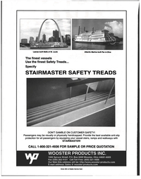 Maritime Reporter Magazine, page 10,  Jan 1998 PRICE QUOTATION WOOSTER PRODUCTS INC.
