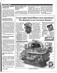 Maritime Reporter Magazine, page 11,  Jan 1998