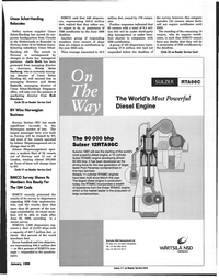 Maritime Reporter Magazine, page 15,  Jan 1998 system supplier