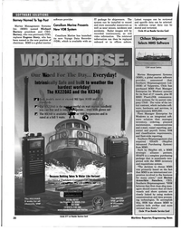 Maritime Reporter Magazine, page 20,  Jan 1998