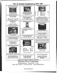 Maritime Reporter Magazine, page 21,  Jan 1998