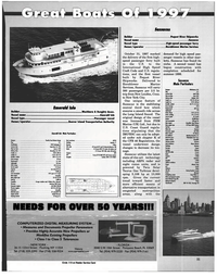 Maritime Reporter Magazine, page 31,  Jan 1998