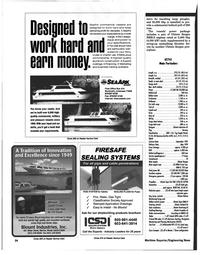 Maritime Reporter Magazine, page 34,  Jan 1998