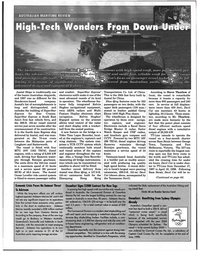 Maritime Reporter Magazine, page 38,  Jan 1998 South Australia