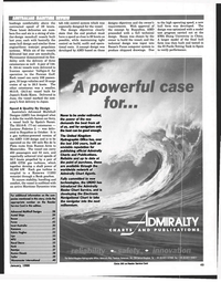 Maritime Reporter Magazine, page 49,  Jan 1998
