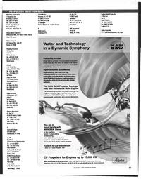 Maritime Reporter Magazine, page 57,  Jan 1998
