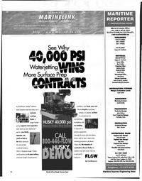 Maritime Reporter Magazine, page 4,  Jan 1998