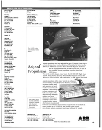 Maritime Reporter Magazine, page 61,  Jan 1998