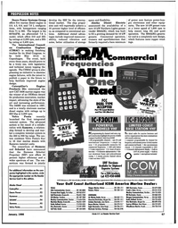 Maritime Reporter Magazine, page 67,  Jan 1998 Louisiana