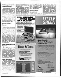Maritime Reporter Magazine, page 5,  Jan 1998