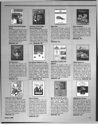 Maritime Reporter Magazine, page 71,  Jan 1998