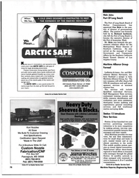 Maritime Reporter Magazine, page 76,  Jan 1998 Los Angeles County