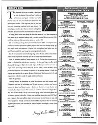 Maritime Reporter Magazine, page 6,  Jan 1998