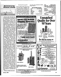 Maritime Reporter Magazine, page 83,  Jan 1998